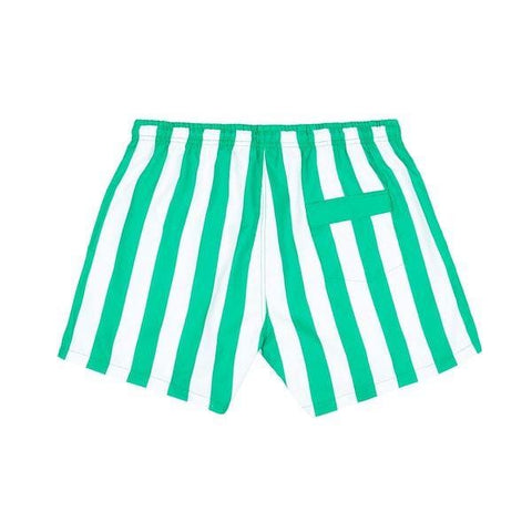 Dock & Bay | Quick Dry Swim Shorts - Cabana Cancun Green | A Little Find