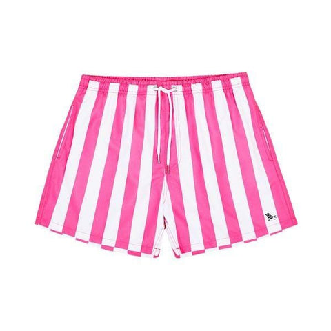 Dock & Bay | Quick Dry Swim Shorts Cabana Phi Phi Pink | A Little Find