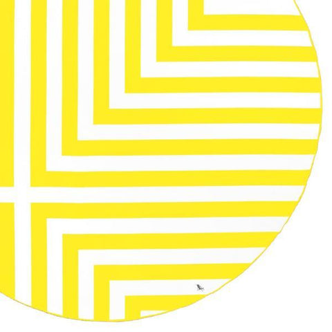 Dock & Bay | Round - Bondie Yellow | A Little Find