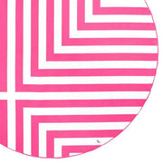 Dock & Bay | Towel Round - Phi Phi Pink | A Little Find
