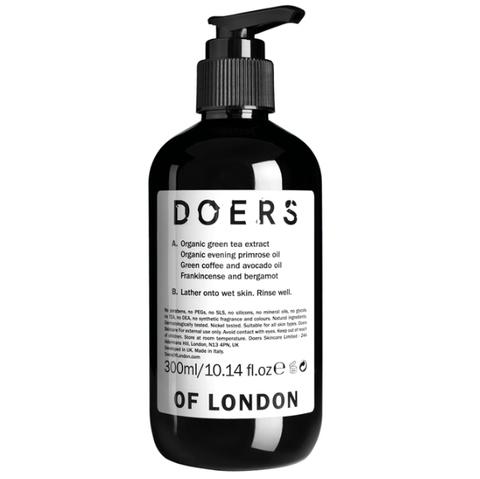 Doers Of London | Body Wash - 300ml | A Little Find
