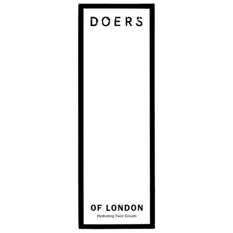 Doers Of London | Hydrating Face Cream - 100ml | A Little Find