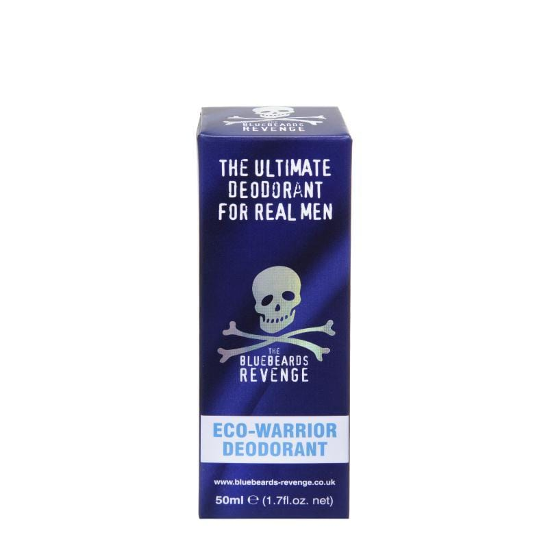 The Bluebeards Revenge | Eco Warrior Deodorant - 50ml | A Little Find