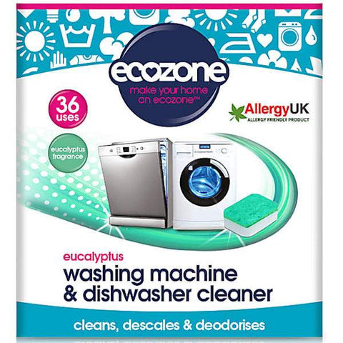 Ecozone | Washing Machine & Dishwasher - 36 - Eucalyptus  | A Little Find