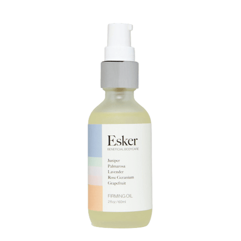 Esker Beauty | Firming Body Oil - 60ml | A Little Find