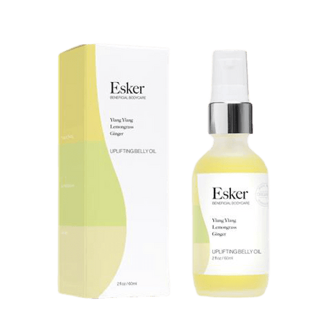 Esker | Uplifting Belly Oil - 60ml | A Little Find