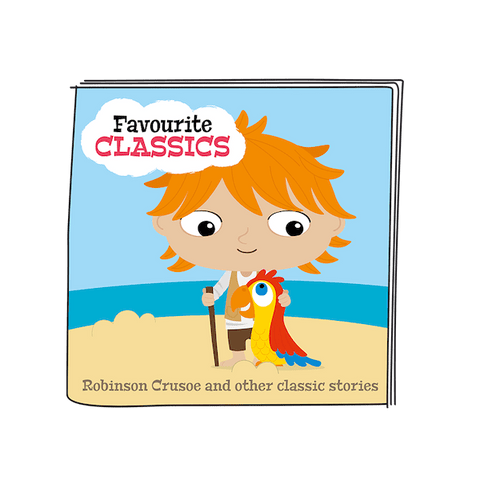 Tonies | Favourite Classics - Robinson Crusoe Tonie | A LITTLE FIND
