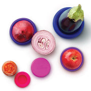 Food Huggers | Set Of 5 Food Huggers - Bright Berry | A Little Find