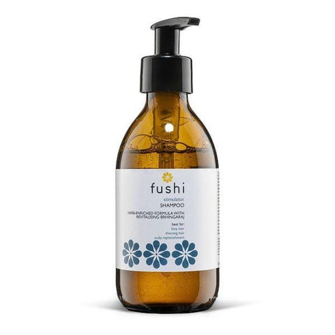 Fushi | Stimulator Herbal Shampoo - 230ml | A Little Find