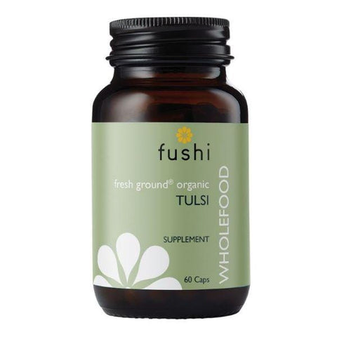 Fushi | Tulsi Capsules x 60 Caps | A Little Find