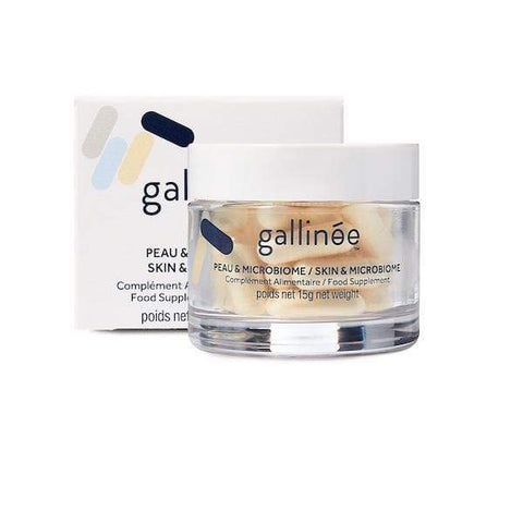 Gallinée | Skin & Microbiome - 30 capsules | A Little Find