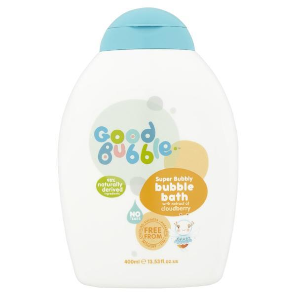 Good Bubble | Bubble Bath with Cloudberry Extract 400ml| A Little Find