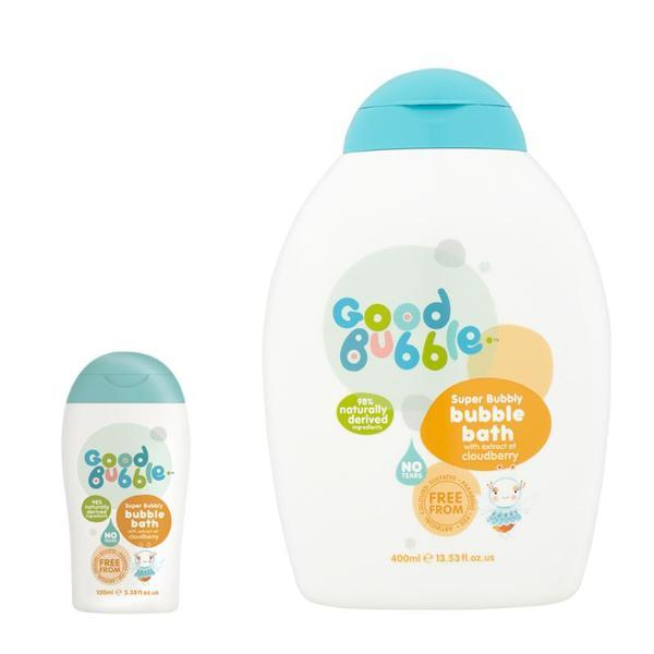 Good Bubble | Bubble Bath with Cloudberry Extract Duo| A Little Find