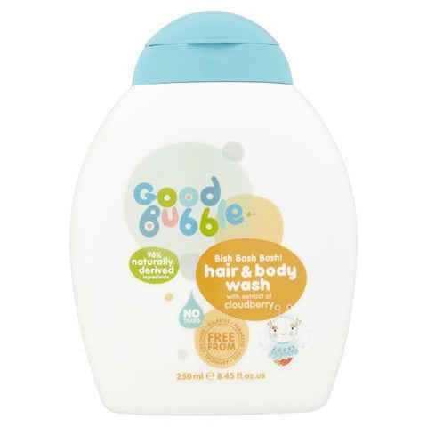 Good Bubble | Cloudberry Extract Hair & Body Wash 250ml| A Little Find