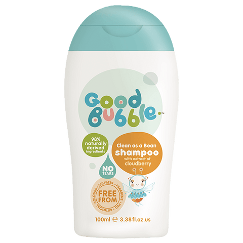 Good Bubble | Shampoo with Cloudberry Extract 100ml | A Little Find