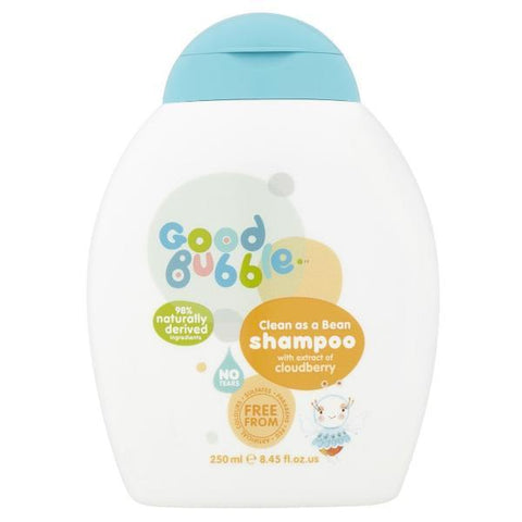 Good Bubble | Shampoo with Cloudberry Extract 250ml| A Little Find
