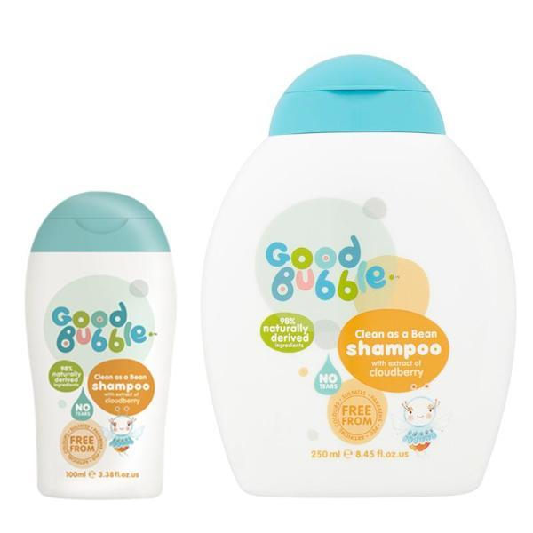 Good Bubble | Shampoo with Cloudberry Extract Duo | A Little Find