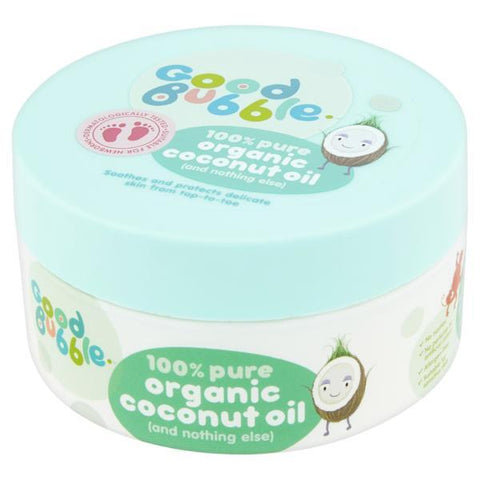 Good Bubble | Organic Coconut Oil - 185g | A Little Find