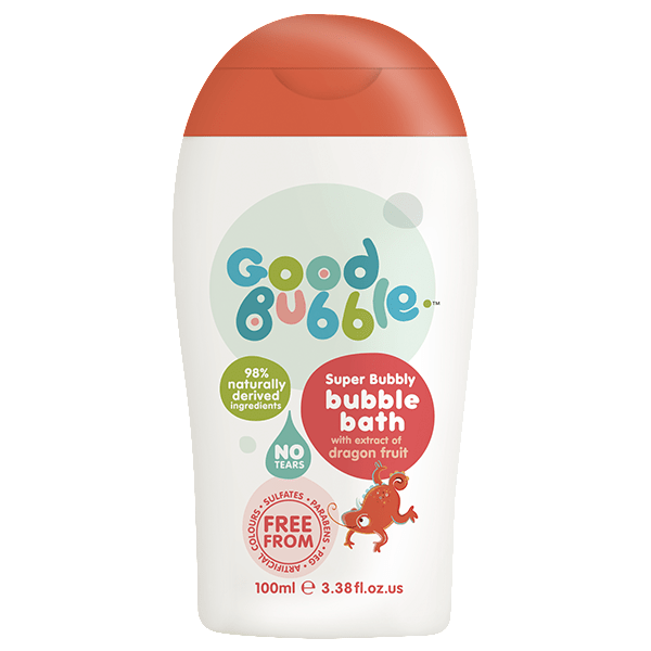 Good Bubble | Bubble Bath with Dragon Fruit Extract 100ml | A Little Find