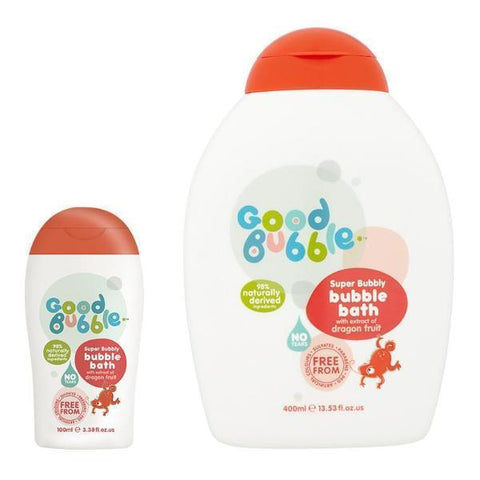 Good Bubble | Bubble Bath with Dragon Fruit Extract Duo | A Little Find