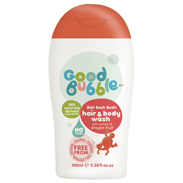 Good Bubble | Dragon Fruit Extract Hair & Body Wash 100ml | A Little Find