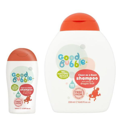 Good Bubble | Shampoo with Dragon Fruit Extract Duo | A Little Find