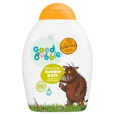 Good Bubble | Gruffalo Bubble Bath with Prickly Pear Extract | A Little Find