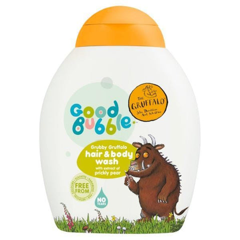 Good Bubble | Gruffalo Hair & Body Wash with Prickly Pear | A Little Find