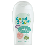 Good Bubble | Little Softy Baby Moisturiser 100ml | A Little Find