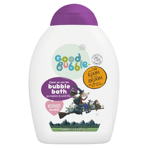 Good Bubble | Room On The Broom Bubble Bath | A Little Find