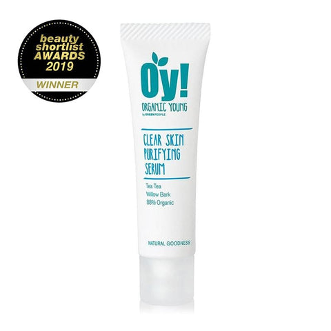 Oy! - Clear Skin Purifying Serum - 30ml