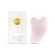 Hayo'u | Beauty Restorer - Rose Quartz Morning Massage Tool | A Little Find