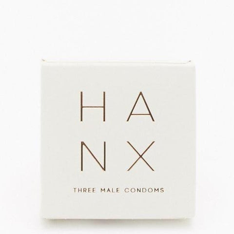 Hanx | Condoms - 3 pack | A LITTLE FIND