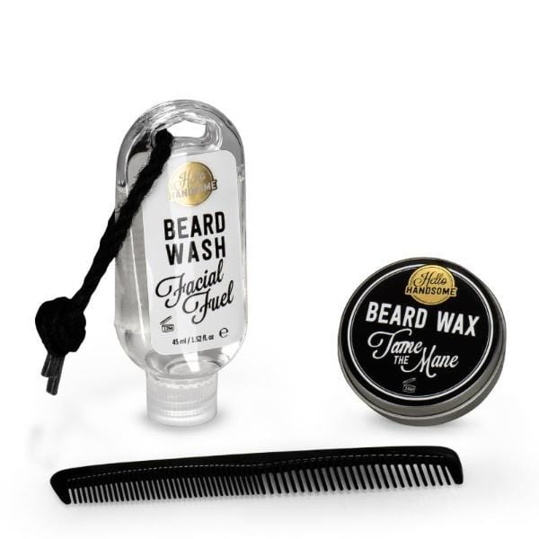 Hello Handsome | Beard Grooming Kit | A Little Find