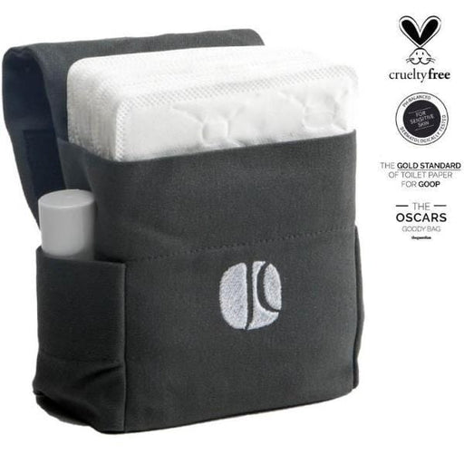 Toilet Paper re-invented - The Travel Kit