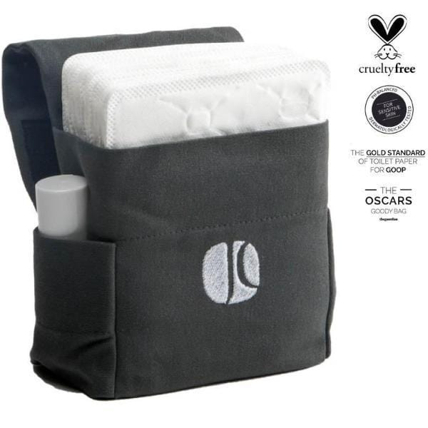 Toilet Paper re-invented - The Travel Set