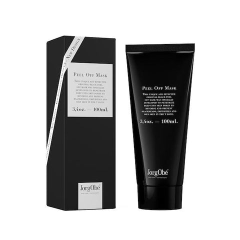 Jorgobé | Black Peel Off Mask - 100ml | A Little Find