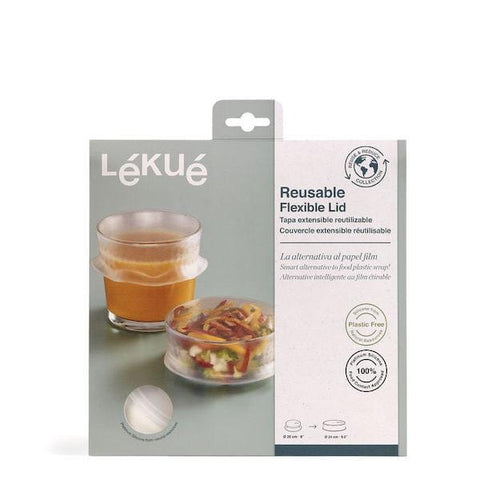 Lékué | Reusable Flexible Lid - 20cm | A Little Find