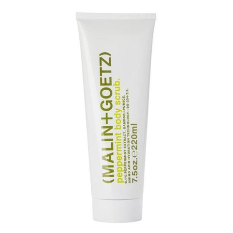 Malin+Goetz | Peppermint Body Scrub - 220ml | A Little Find