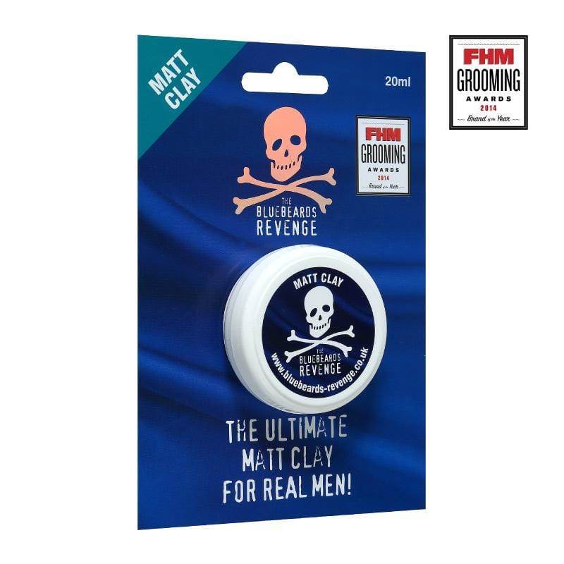 The Bluebeards Revenge | Matt Clay - 20ml | A Little Find
