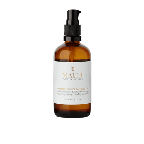 Mauli | Supreme Skin Cleansing Oil With Muslin Cloth | A Little Find