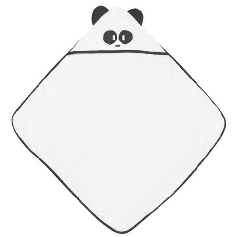Mori | Panda Hooded Towel - Baby | A Little Find