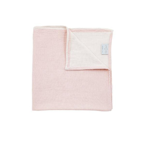 Mori | North Star Throw - Pink | A Little Find