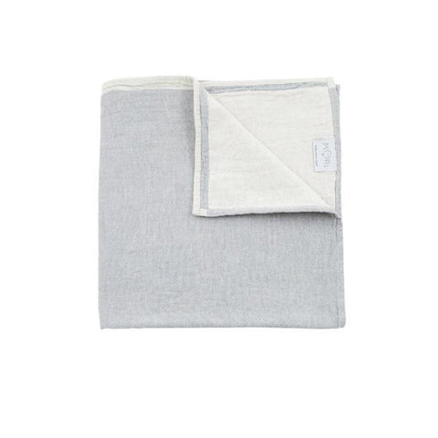 North Star Throw - Grey