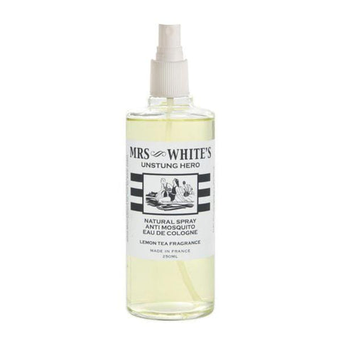 Mrs White's | Unstung Hero - Mosquito Repellent | A Little Find