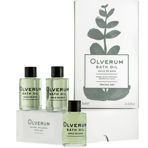 Bath Oil Travel Set - 3 X 15ml