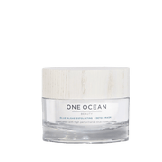 One Ocean Beauty | Blue Algae Exfoliating Detox Mask | A Little Find