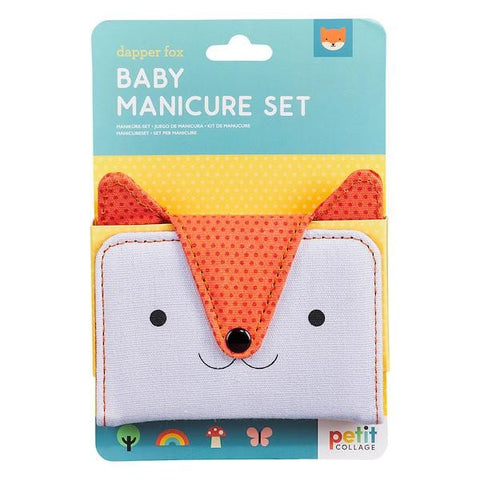 Petit Collage | Baby Manicure Set | A Little Find