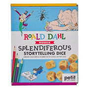Petit Collage | Splendiferous Story Telling Dice | A Little Find