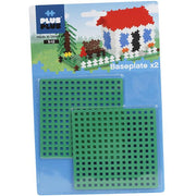 Plus-Plus | Baseplate Duo Pack - 2pcs. | A LITTLE FIND